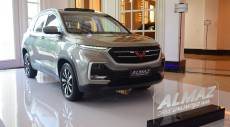 Pilihan warna dan harga Wuling Almaz tahun 2019