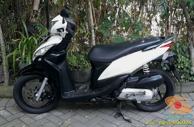 Plus minus matic bekas Honda Spacy, monggo dintips brosis (3)