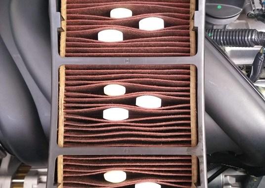 pro kontra pemakaian kapur barus pada filter mobil untuk menaikkan oktan