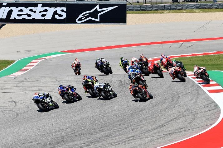 Hasil Moto GP America 2019