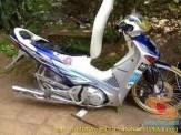 Kumpulan modifikasi motor ceper Honda Supra brosis
