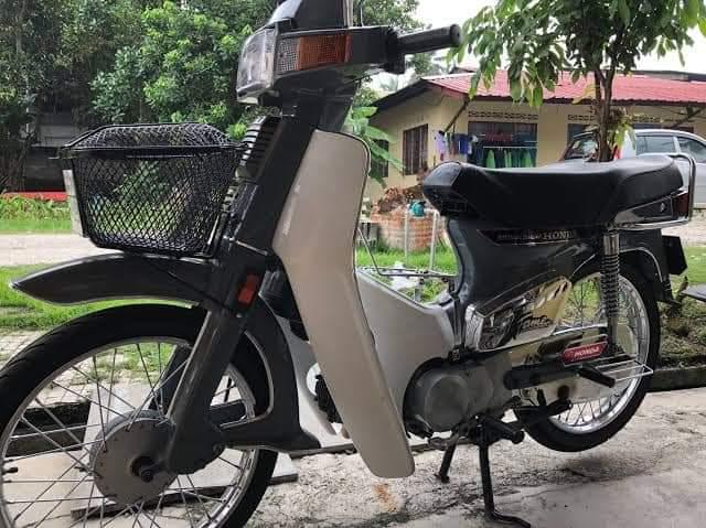 honda astrea 800 dari thailand