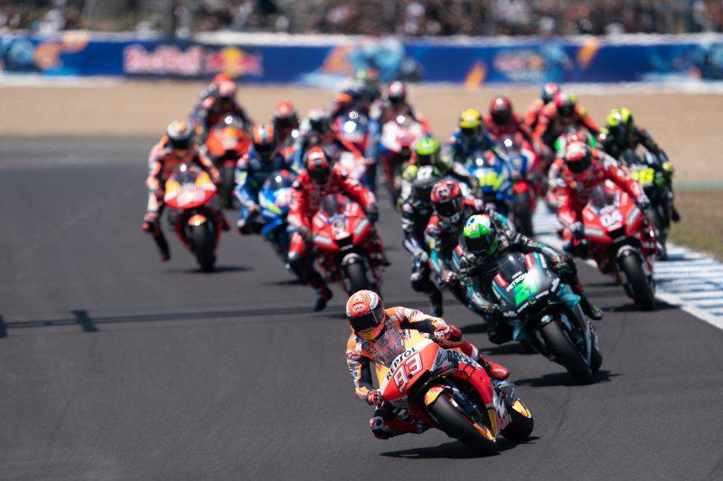 Hasil Moto GP Jerez, Spanyol 2019