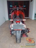 Modifikasi All New Honda Vario 150 merah merona ala sultan brosis (11)