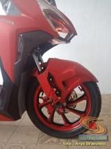 Modifikasi All New Honda Vario 150 merah merona ala sultan brosis (14)