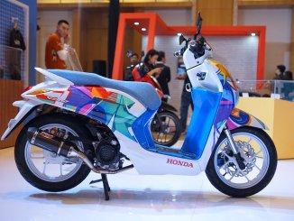 fun stylish Konsep modifikasi Honda Genio tahun 2019, monggo diintips brosis