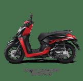 warna Honda Genio tahun 2019
