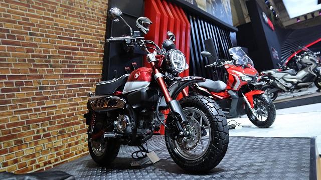 Honda Monkey resmi masuk Indonesia tahun 2019, dibanderol 65 jetian brosis