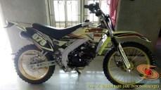Kumpulan foto modifikasi trail atau supermoto dengan basis motor Yamaha Vixion (7)