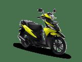 Pilihan Warna & Striping Baru Suzuki Address Playful tahun 2019 Playful 2 YELLOW