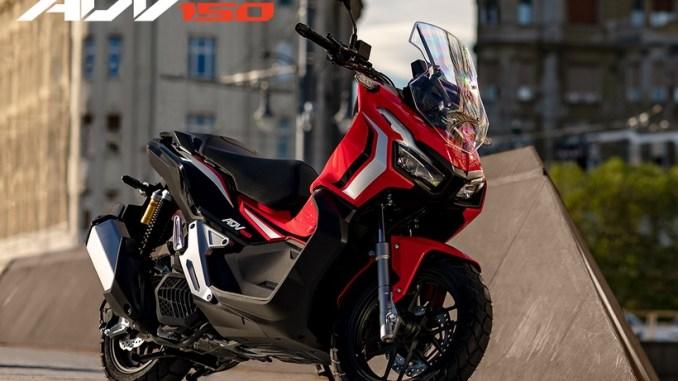Spesifikasi, harga dan pilihan warna Honda ADV 150 tahun 2019