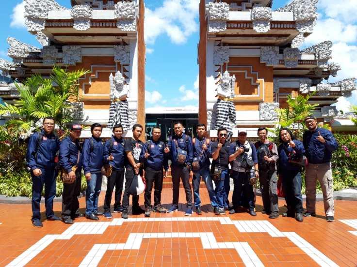 Blogger Vlogger Jawa Timur gathering di Bali bersama MPM Honda Jawa Timur (11)