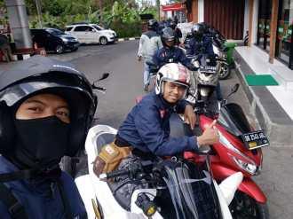 Hari ke 2 di Bali, memotoran Turing Kemerdekaan 116 km di Pulau Dewata dengan Honda PCX (9)