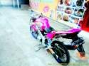 Kumpulan gambar modifikasi Yamaha Vixion warna pink brosis (23)