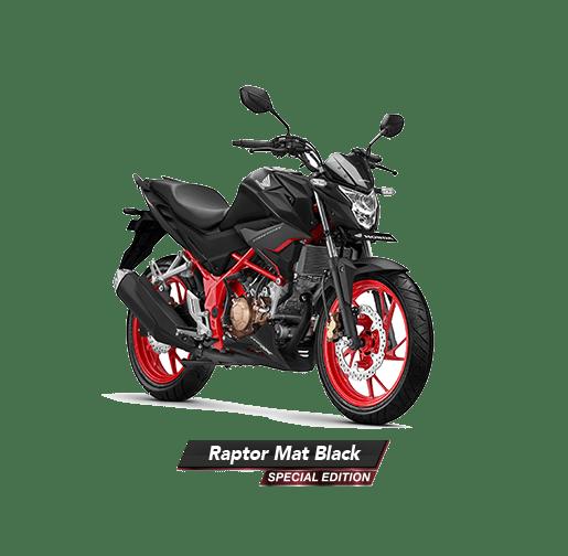 daftar Warna baru Honda CB150R StreetFire tahun 2019
