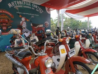 Astra Honda Motor (AHM) dukung gelaran 3 Jambore Nasional (Jamnas) Bikers Honda