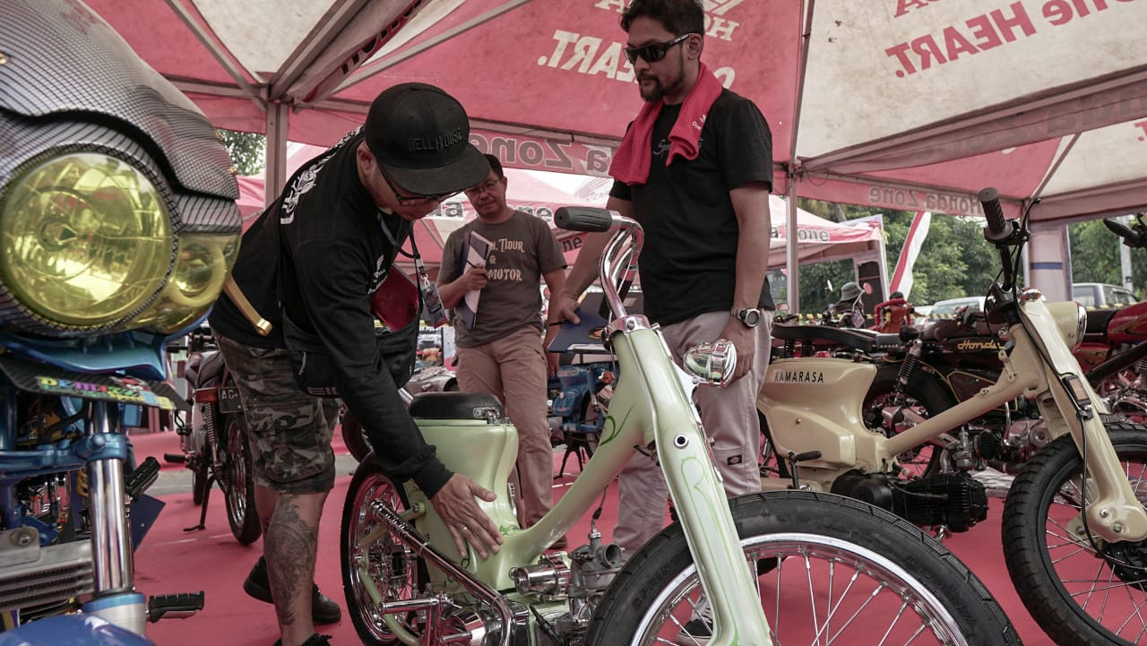 Daftar pemenang Honda Modif Contest (HMC) tahun 2019 seri Malang, Jawa Timur