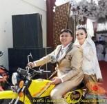 Kumpulan foto romantisme anak motor trail maupun prewedding biker (19)