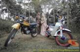 Kumpulan foto romantisme anak motor trail maupun prewedding biker (28)