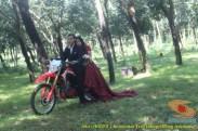 Kumpulan foto romantisme anak motor trail maupun prewedding biker (40)