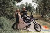 Kumpulan foto romantisme anak motor trail maupun prewedding biker (43)
