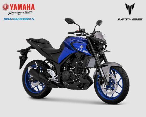 3 Pilihan warna Yamaha MT-25 tahun 2019