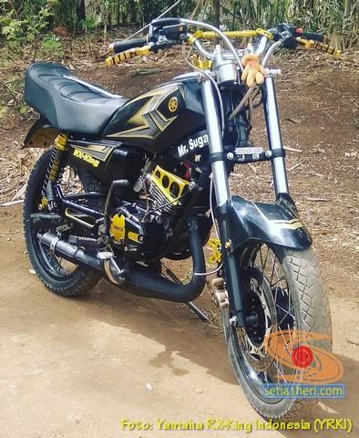 Gambar Lucu Motor Rx King Ar Production