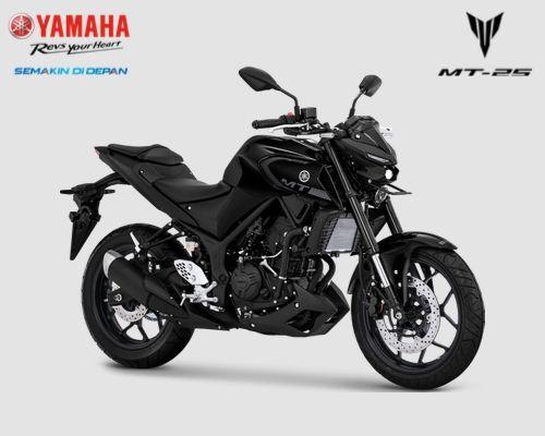 facelift Yamaha MT-25 tahun 2019