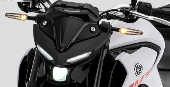 spesifikasi dan Pilihan warna Yamaha MT-25 tahun 2019