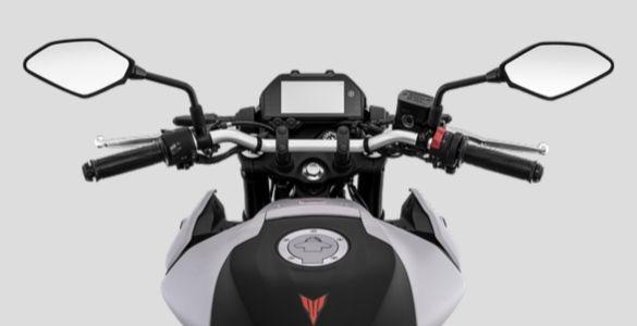 stang Yamaha MT-25 tahun 2019