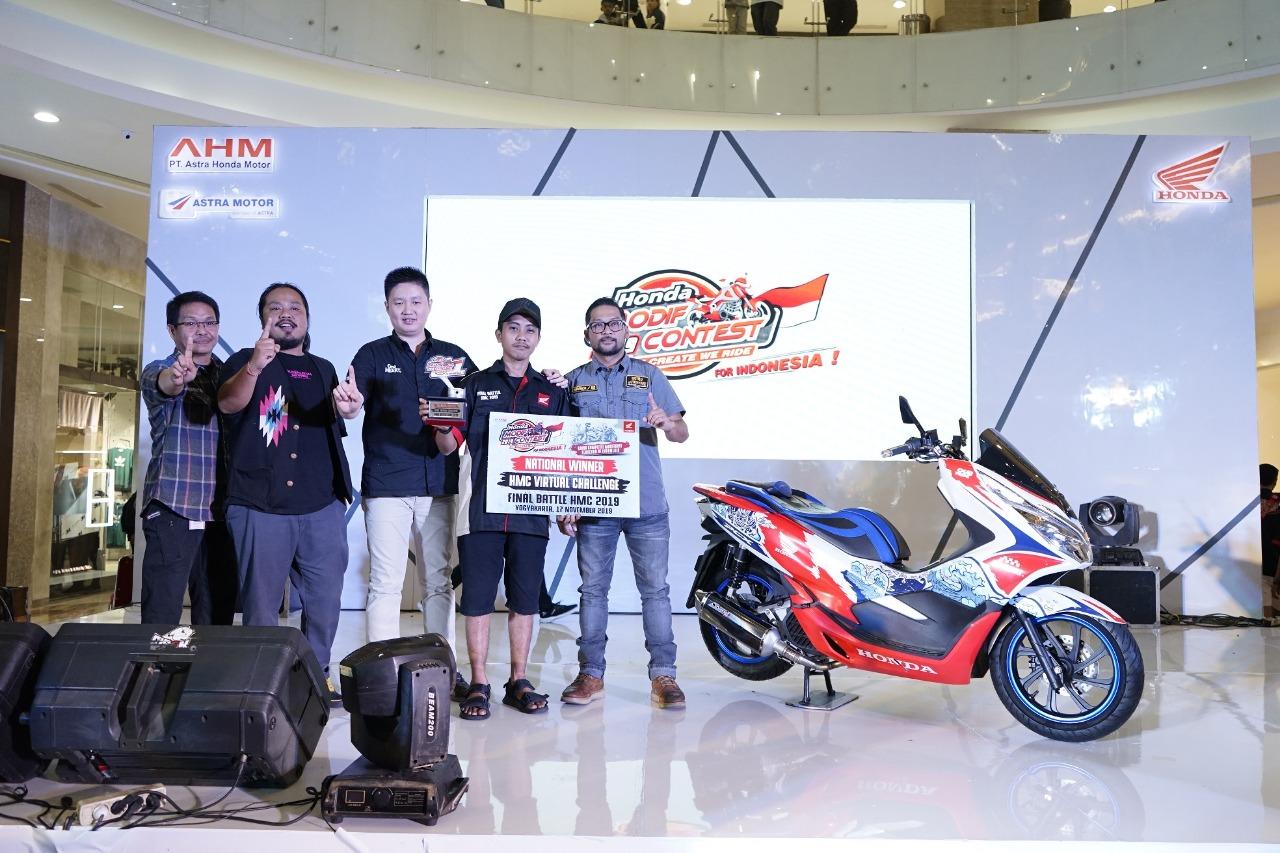 3 Modifikator terbaik Honda Modif Contest (HMC) tahun 2019 (1)