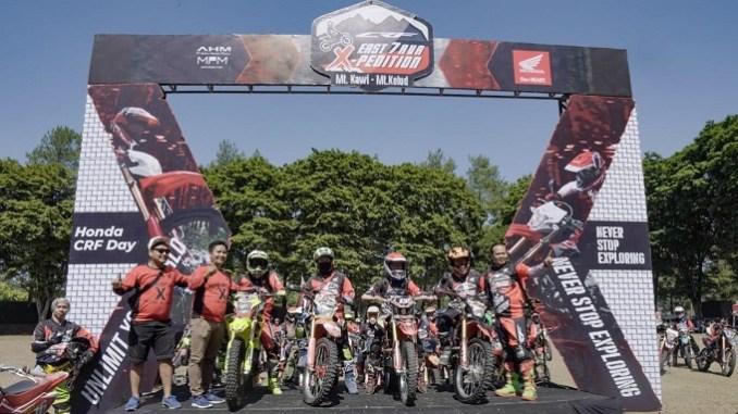 MPM kembali gelar CRF X-Pedition East Java 2019 di Blitar (6)
