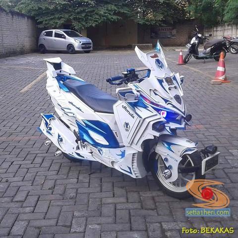 foto- foto modifikasi motor botum alias body tumpuk transformer monster (1)