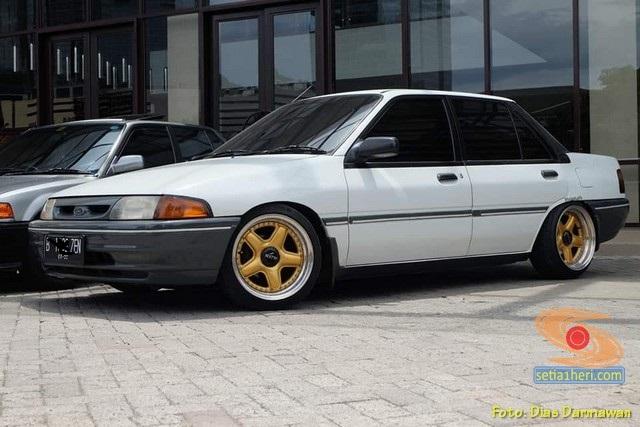 Pengalaman miara Motuba Ford Laser Sonic atau Ford Laser GL B3 tahun 1990