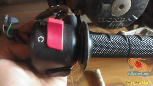 Tips alternatif bikin gas spontan trail Honda CRF150L