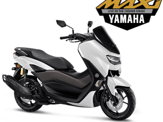 4 Pilihan Warna Yamaha All New Nmax 155 Standard tahun 2020