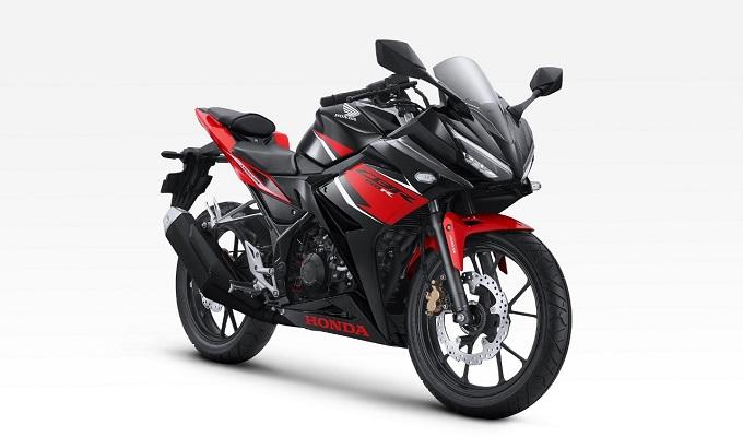4 Warna baru Honda CBR150R tahun 2020