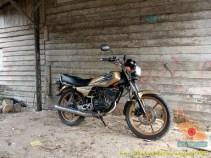 Modifikasi velg palang atau bintang pada Yamaha RX King (14)