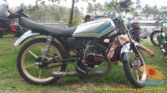 Modifikasi velg palang atau bintang pada Yamaha RX King (18)