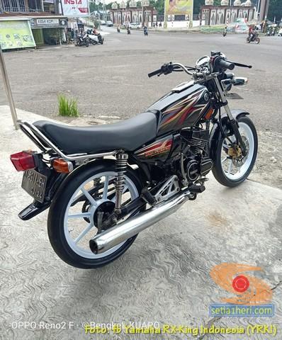 Modifikasi velg palang atau bintang pada Yamaha RX King (19)
