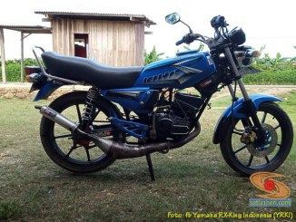 Mengenal nomor mesin Yamaha RX King, RXZ atau RZR serta variannya