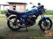 Modifikasi velg palang atau bintang pada Yamaha RX King (28)