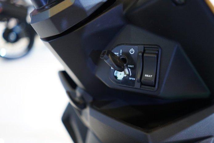 stop kontak All New Honda BeAT Street tahun 2020 brosis