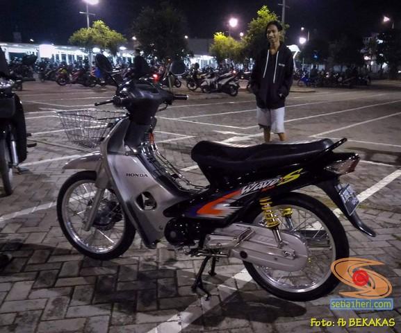 Mengenang motor lawas bebek jadul Honda Supra XX dan Supra V brosis (2)