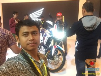 Mesin baru Honda CRF1100L Africa Twin Adventure Sports tahun 2020 (1)