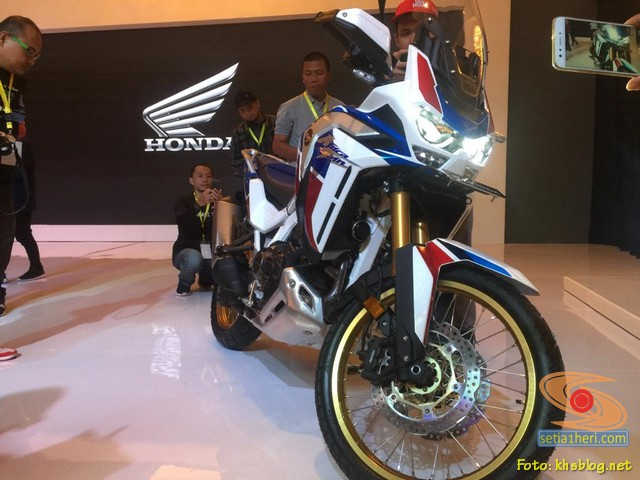 Mesin baru Honda CRF1100L Africa Twin Adventure Sports tahun 2020 (2)