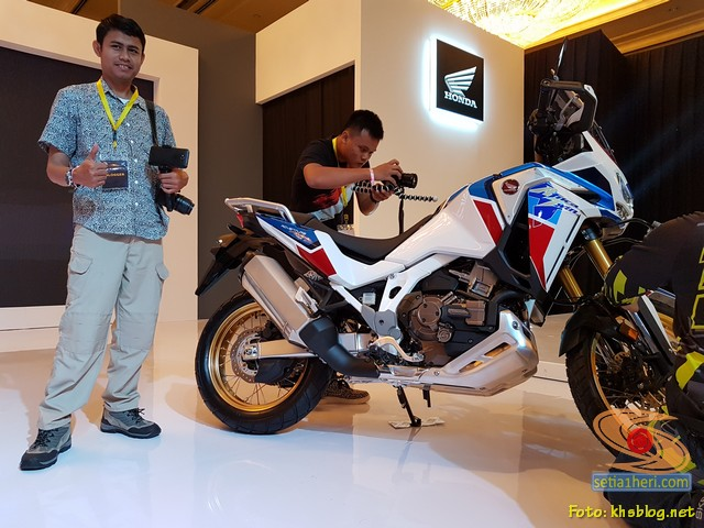 Model baru Honda CRF1100L Africa Twin Adventure Sports tahun 2020