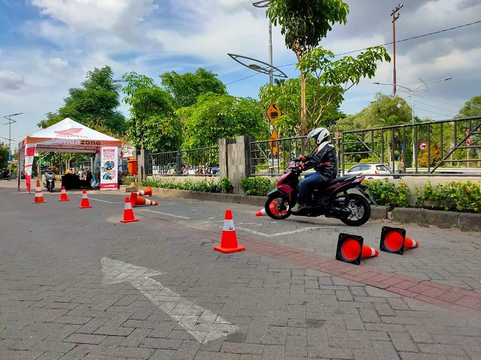 Wow ada Promo Khusus Di Launching Honda BeAT Royal Plaza tahun 2020 (2)