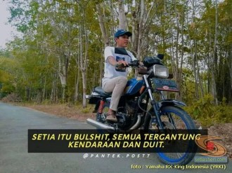 quote anak motor rx king