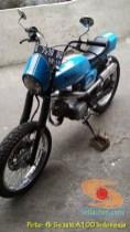 Kumpulan foto motor jadul Suzuki A100 (20)